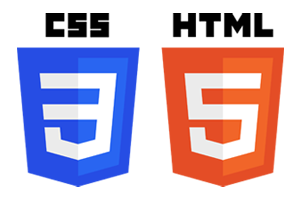HTML5 + CSS3 logo