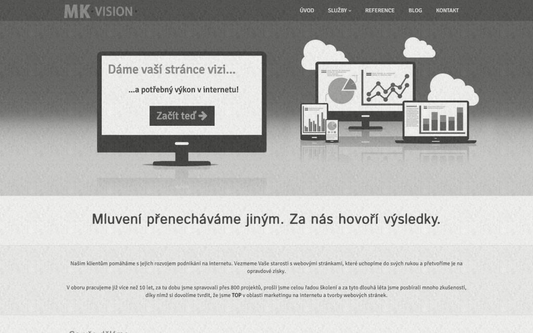 Vítejte na našem novém webu!