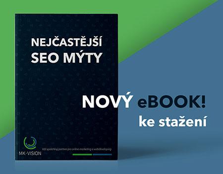 nejčastější seo mýty - nový ebook od mk-vision s.r.o.